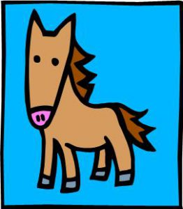 cartoon_horse