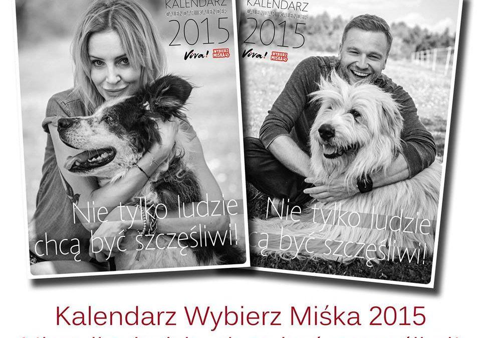 10 lat kalendarza Wybierz Miśka, 15 lat Fundacji Viva!